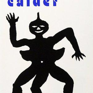 Book Derriere le Miroir 212, 1975 Contains 8 Lithographs by Calder