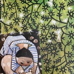 """Picasso Poster """" Enfant jouant avec un camion"""""""