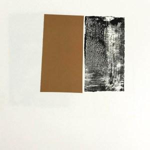 Gerard Traquandi Lithograph N8-2 Noise 1988