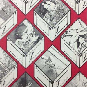 Patrick Raynaud, Original Lithograph N14-2, 1988