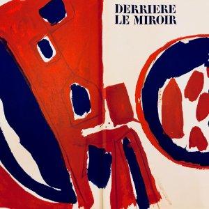 Book Derriere le miroir 131, 7 Lithographs by Tal-coat 1962