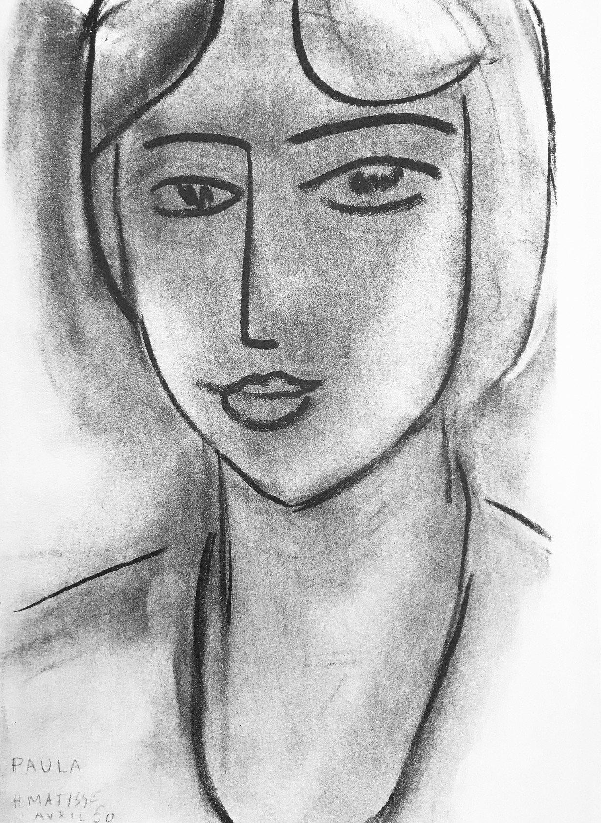 """Matisse """"DM0546"""" DLM 1952"""