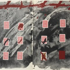 "Tapies Antoni ""DM02207"" DLM 1974"