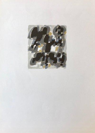 """Ubac Original Lithograph """"DM04130"""" 1961"""