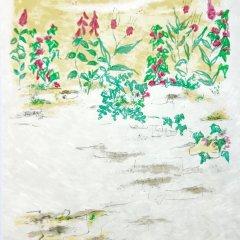 """Jules Cavailles """"5"""" Original Lithograph 1962, Mourlot"""
