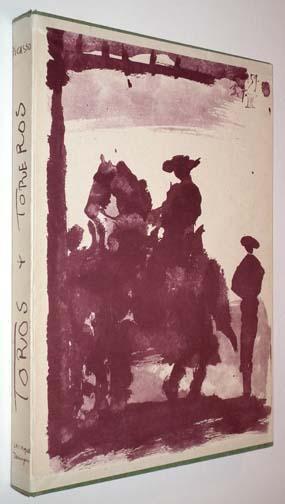 Book Picasso, Toros Y Toreros 1961, Cercle d'Art.