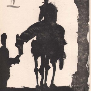 Picasso toros y toreros 9 dated 10/3/59