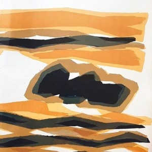Ubac, Original Lithograph DM08142c, DLM 1964