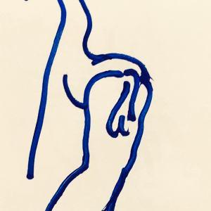 Barry Flanagan Lithograph N5-6, 1988