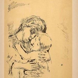 Bonnard Lithograph 173, Saint Monique 1952
