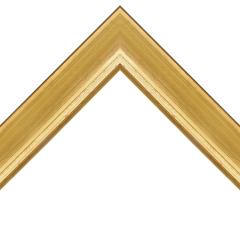 Gold – Gold leaf Wood Frame