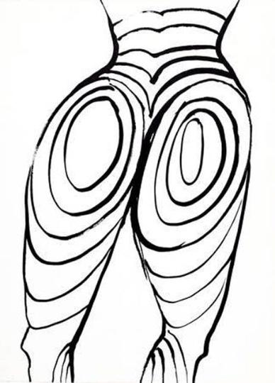 Alexander Calder original Lithograph DM57173 DLM