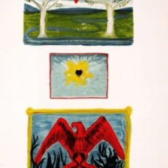 Derain Lithograph A mon ami 1938 Verve