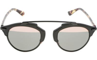 dior sunglasses black soreal
