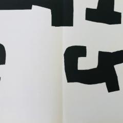 Eduardo Chillida Lithograph DM02204d DLM 1973