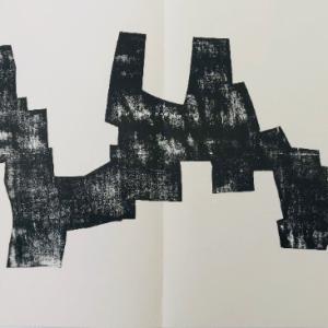 Eduardo Chillida, Lithograph DM03174d, Derriere le miroir 1968