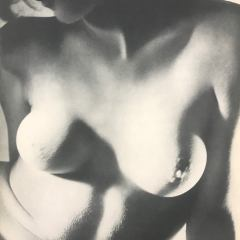 Erwin Blumenfeld 2, Nude photograph printed 1938 for Verve