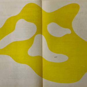 Jean Arp, original Lithograph 1950 DM0333d DLM