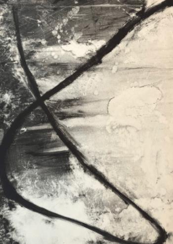 Jose-Maria Sicilia, Lithograph N7-2 Noise 1988