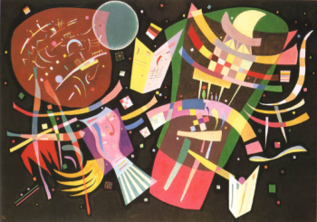 Wassily Kandinsky, Composition 10, Giclee, Limited Edition