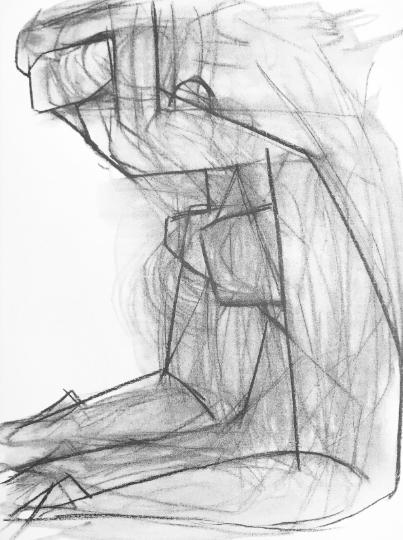 "Matisse Henri ""DM0746"" DLM printed 1952"