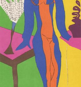 Henri Matisse, Heliogravure Zulma 1984