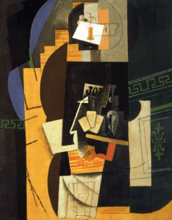 Picasso, Card players, Numbered Giclee