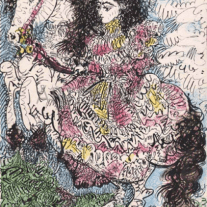 Picasso Toros y Toreros No. 8 dated 10/3/59