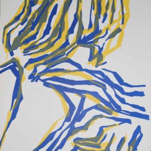 Ubac, Lithograph DM01142, Derriere le Miroir 1964