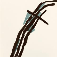 Tal Coat Original Lithograph DM01153 DLM 1965