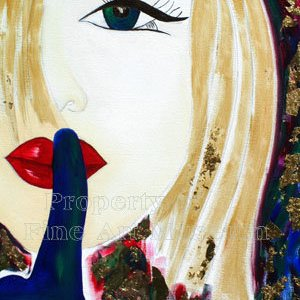 Grace Absi, Madona, Giclee Signed and Numbered