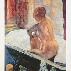Pierre Bonnard  DM5155, Nu a la cruche, Derriere le Miroir 1965, Impressionist , Modern