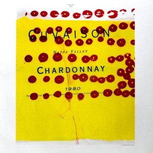 1999 Andy Warhol print Chardonnay 3, Pop Art