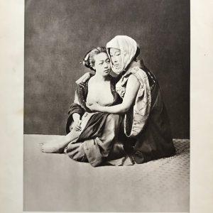 Ancient Japanese Photogravure 1, Verve 1939