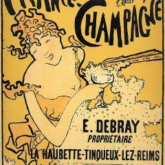 Pierre Bonnard, Lithograph 17, France Champagne, Mourlot 1952