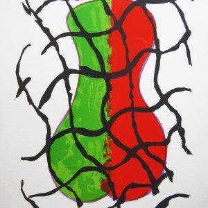 Man Ray, Pencil Signed Original Lithograph, Subversion ou l'image nait 1972
