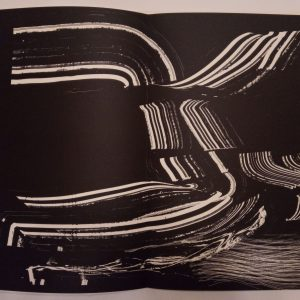Hans Hartung, Pencil Signed & numbered Original Lithograph 12, Farandole 1971