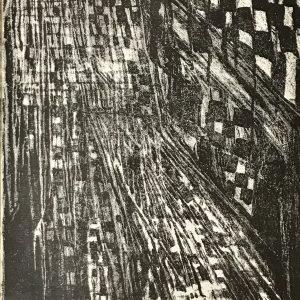 Vieira Da Silva, Original lithograph, Ediciones Poligrafa 1979