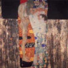 Gustav Klimt, The three ages of a woman, Giclee Limited Edition