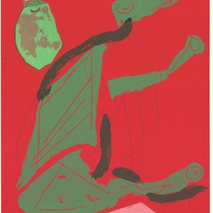 Marino Marini, Original Lithograph, Revue XXe Siecle 1970