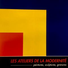 Kelly poster, Les ateliers de la modernite