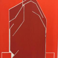 Pablo Palazuelo, Original Lithograph, DM02184, Derriere le Miroir 1970