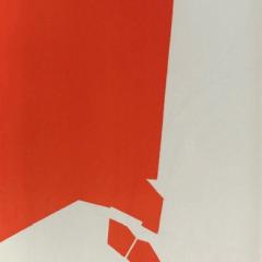 "Pablo Palazuelo Lithograph DM04184"" DLM 1970, Mid-century modern, Vintage art, Contemporary art"