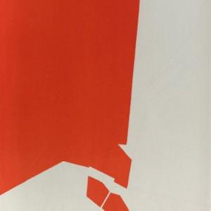Pablo Palazuelo, Original Lithograph, DM04184, Derriere le Miroir 1970