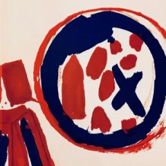Pierre Tal-Coat, Original Lithograph, DM01131, Derriere le miroir 1962
