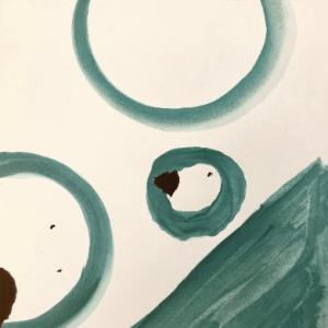 Pierre Tal-Coat, Original Lithograph, DM01153f, Maeght 1965