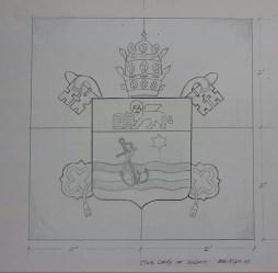 Pope Pius X Coat of Arms