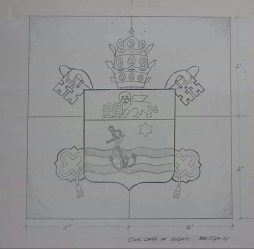 Pope Pius X Coat of Arms