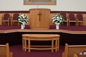 Custom Clergy Set