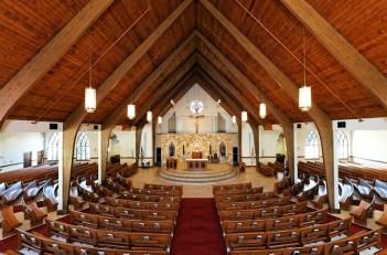 St John The Evangelist Warrenton VA WIDE AFTER